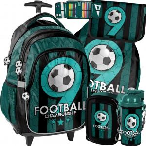 Chlapčenský set školská taška peračník a vrecko