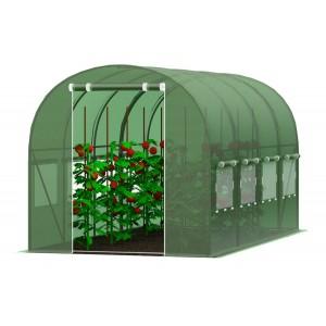 Záhradný fóliovník 2,5 x 4 m