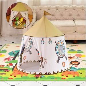 Detský stan na hranie Wigwam
