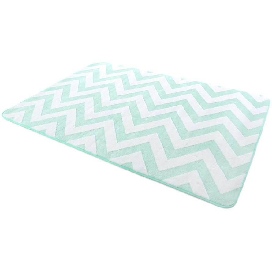 DomTextilu Kusový koberec v mentolovej farbe 200 x 300 cm 17493