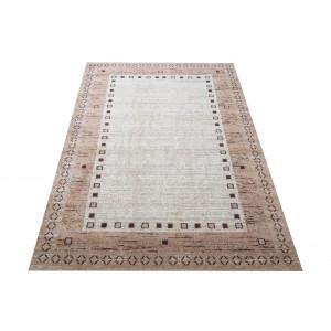 Kusový krémový koberec v rôznych veľkostiach