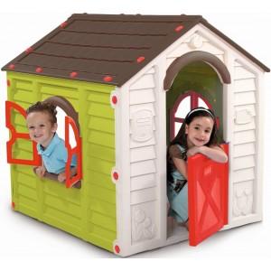 Detský záhradný domček na hranie