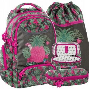 Štýlový školský batoh pre teenagerov
