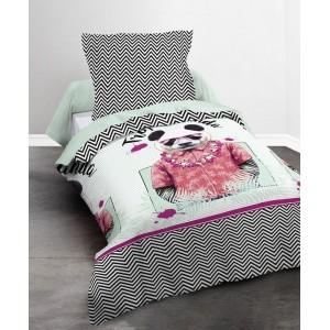 Originálna posteľná obliečka COOL PANDA 140 x 200 cm