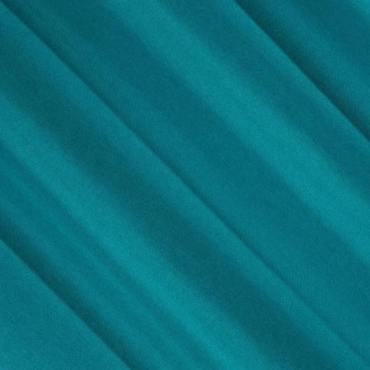 Tieniaci záves v tmavo tyrkysovej farbe 140 x 250 cm