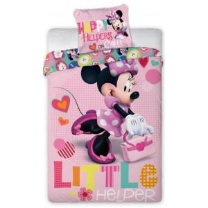 Krásne posteľné obliečky Little Minnie
