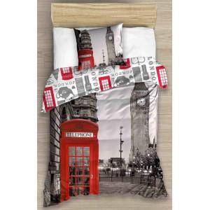 Posteľné obliečky Londýn