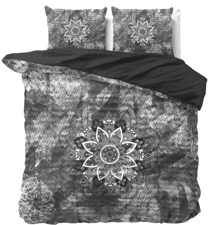 DomTextilu Posteľná obliečka s motívom kvetiny 200 x 220 cm 21183