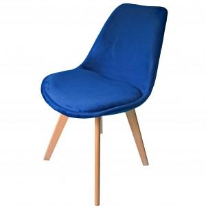 Krásna a elegantná stolička v škandinávskom štýle