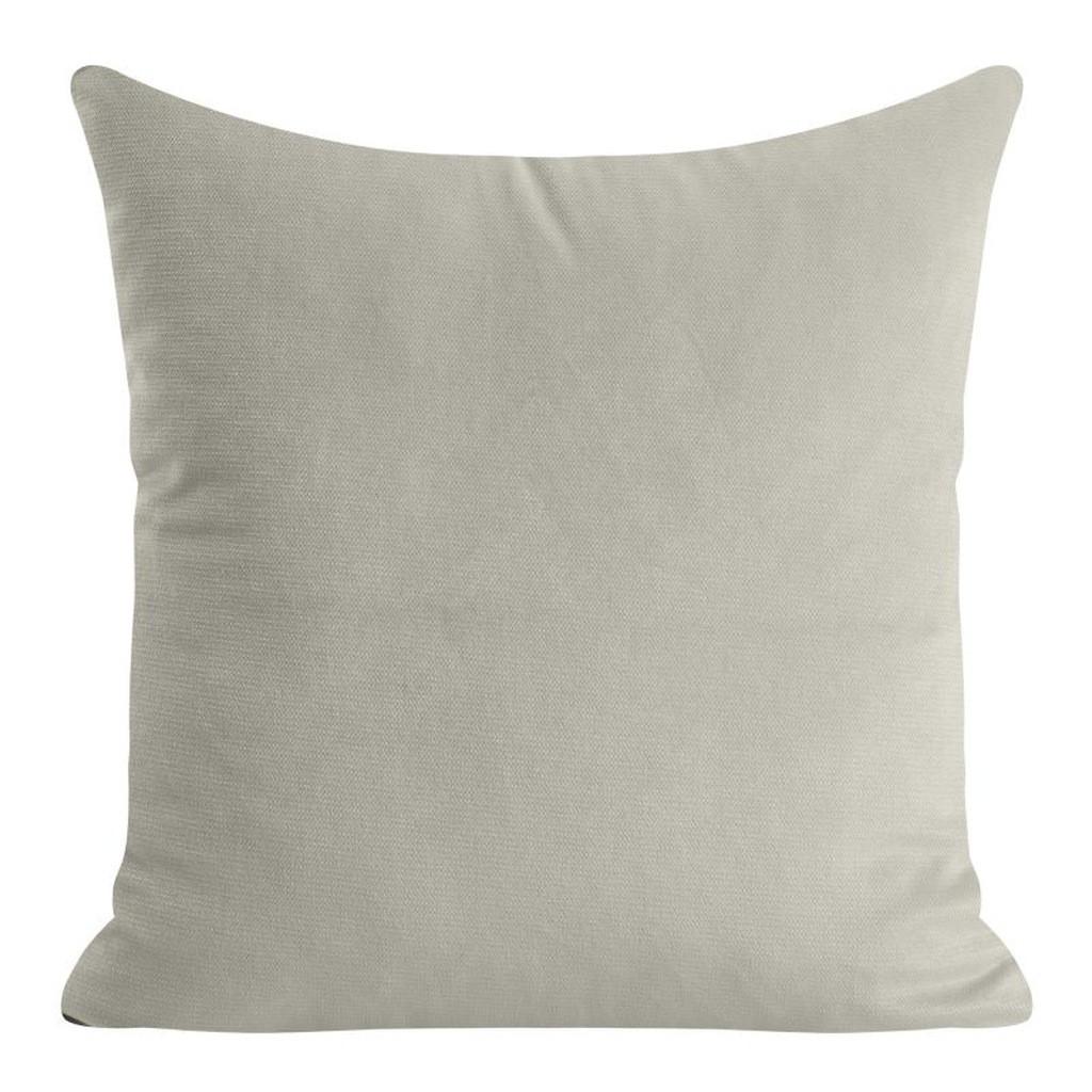 DomTextilu Dekoračna obliečka v sivej farbe 40 x 40 cm 25242-149297
