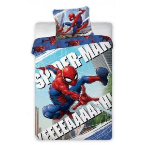 Posteľné obliečky pre fanúšikov Spidermana