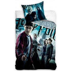 Bavlnené posteľné obliečky s motívom Harry Potter