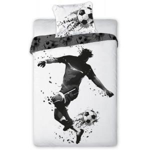 Posteľné obliečky s futbalistom