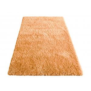 Oranžový koberec SHAGGY