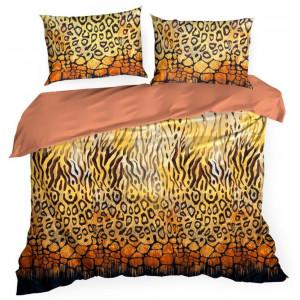 Kvalitné posteľné obliečky s leo motívmi