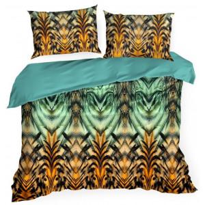 Luxusné vzorované posteľné obliečky