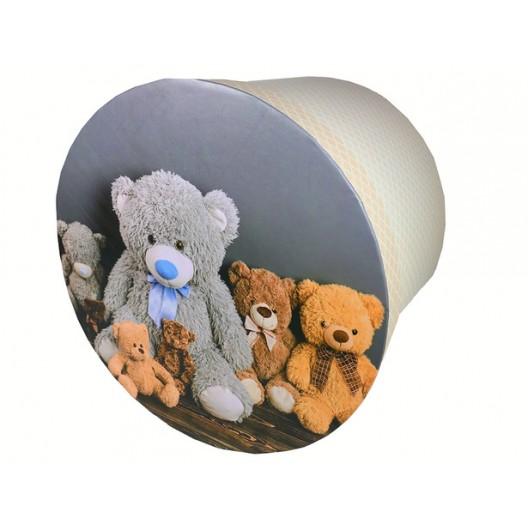 Medvedíková hrejivá detská detka