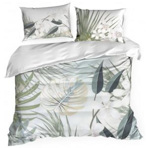 Decentné posteľné obliečky s prírodným motívom