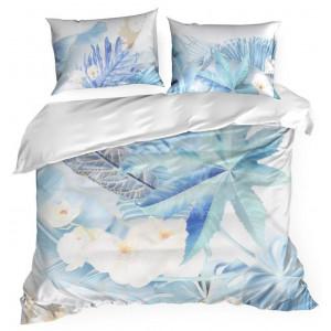 Krásne posteľné obliečky s prírodným vzorom
