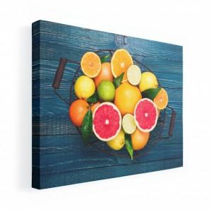 Obraz do kuchyne s motívom ovocia
