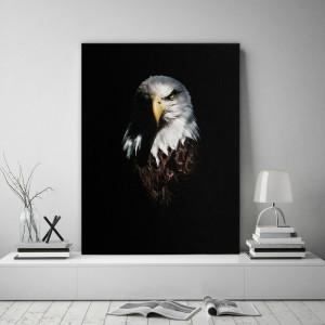 Kvalitný obraz na stenu s motívom orla