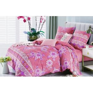 Posteľné obliečky v krásnych farbách s potlačou kvetov