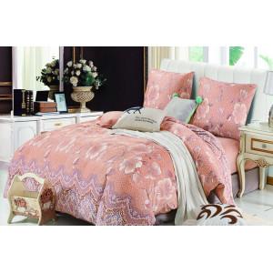 Posteľné obliečky v krásnych farbách s kvetinovou potlačou