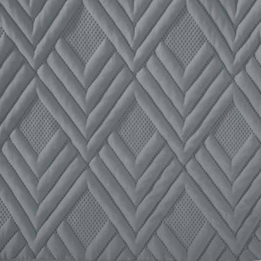 Moderný prehoz sivej farby so vzorom