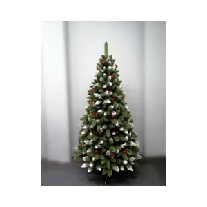 Jedinečný vianočný stromček borovica 220 cm
