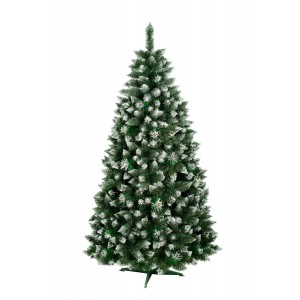 Umelý vianočný stromček v zelenej farbe 150 cm