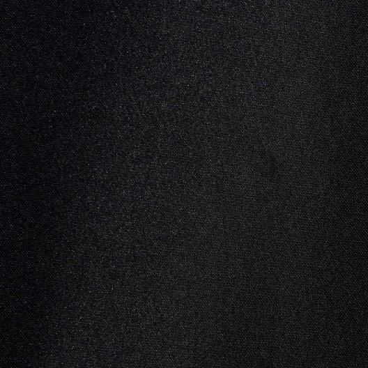 Elegantné závesy v čiernej farbe