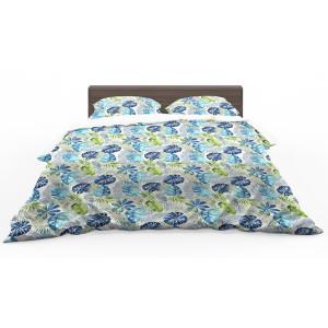 Krásne pestré obojstranné posteľné obliečky z mikrovlákna