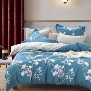 Originálne obojstranné posteľné obliečky s motívom kvetov