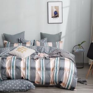 Originálne posteľné obliečky s károvaným vzorom