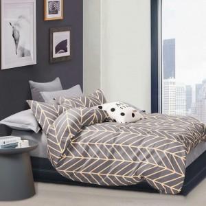 Originálne obojstranné moderné posteľné obliečky