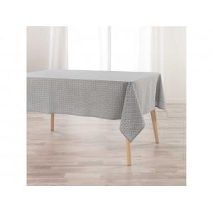 Bavlnený obrus na stôl so škandinávskym vzorom 140 x 250 cm