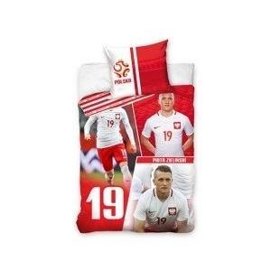 Posteľné obliečky s futbalistom Zielinski 160 x 200 SKLADOM