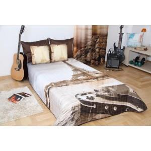 Prehozy na posteľ Eiffelová veža