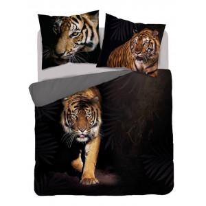 Luxusné posteľné bavlnené obliečky z kolekcie TIGER