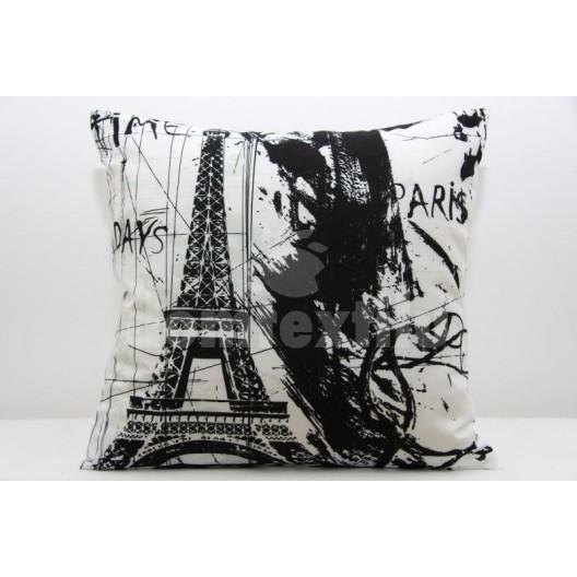 Obliečky na vankúše Paríž