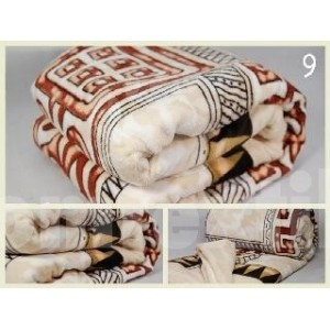 Luxusná deka z mikrovlákna 200 x 220cm egypt č.9