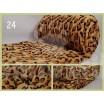 Luxusná deka z mikrovlákna 200 x 220cm gepard č.24