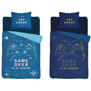 Originálne chlapčenské poste|ľné obliečky s motívom playstation