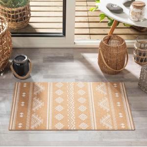 Originálny svetlo hnedý korkový koberec z kolekcie BOHEMIA