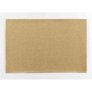 Zlato strieborné prestieranie na stôl 30 x 45 cm