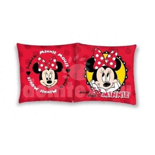 Obliečka na vankúš s motívom Minnie Mouse JD16