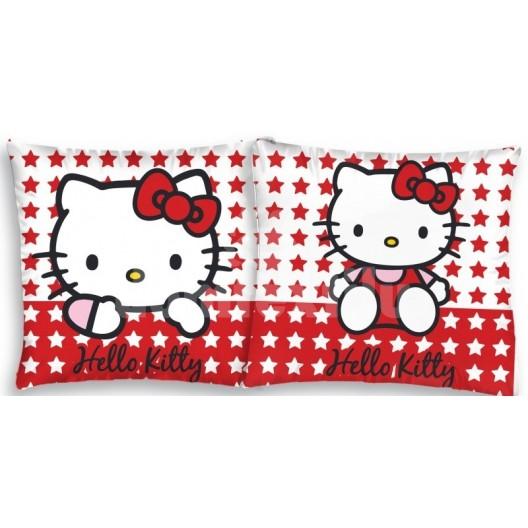 Obliečka na vankúš s motívom Hello Kitty JD2
