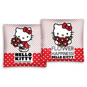 Obliečka na vankúš s motívom Hello Kitty JD52