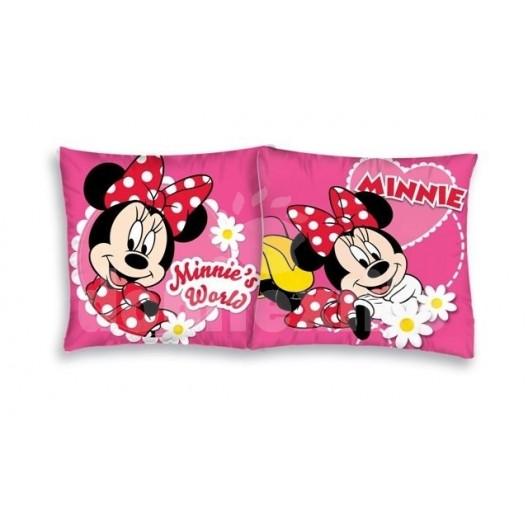 Obliečka na vankúš s motívom Minnie Mouse JD11