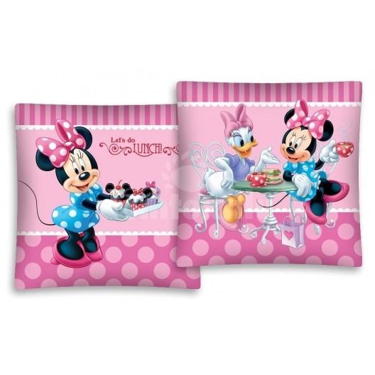 Obliečka na vankúš s motívom Minnie Mouse JD68